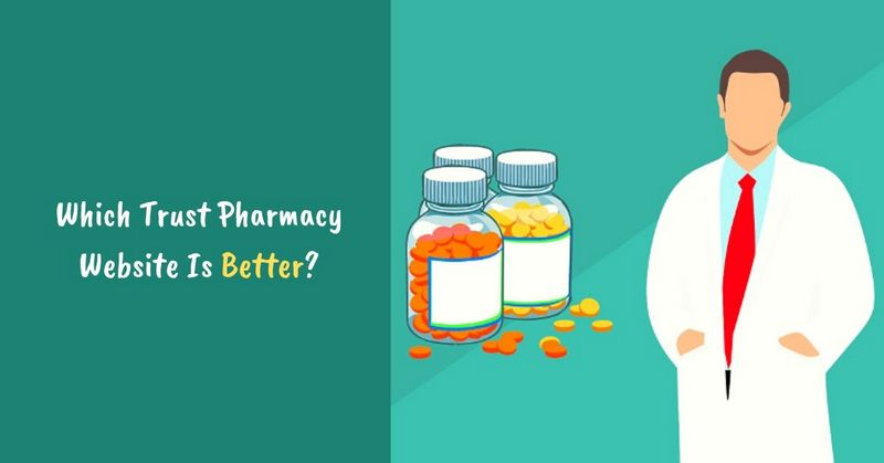 Which Trust Pharmacy Website Is Better